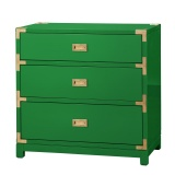 VICTORIA 3-DRAWER SIDE TABLE