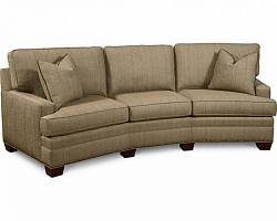 Simple Choices Wedge Sofa
