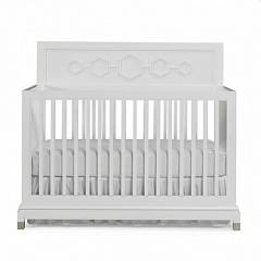 JA CRAFTED BY FISHER-PRICE DELUXE CONVERTIBLE CRIB