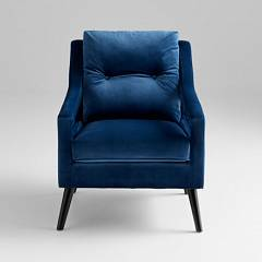 Blu Abby Chair