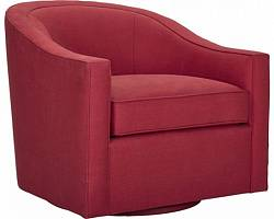 Anthony Baratta Rocco Swivel Chair