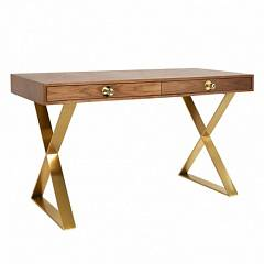 WALNUT CHANNING DESK