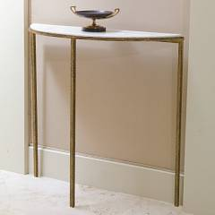 Консоль - Hammered Gold Console 9.91770